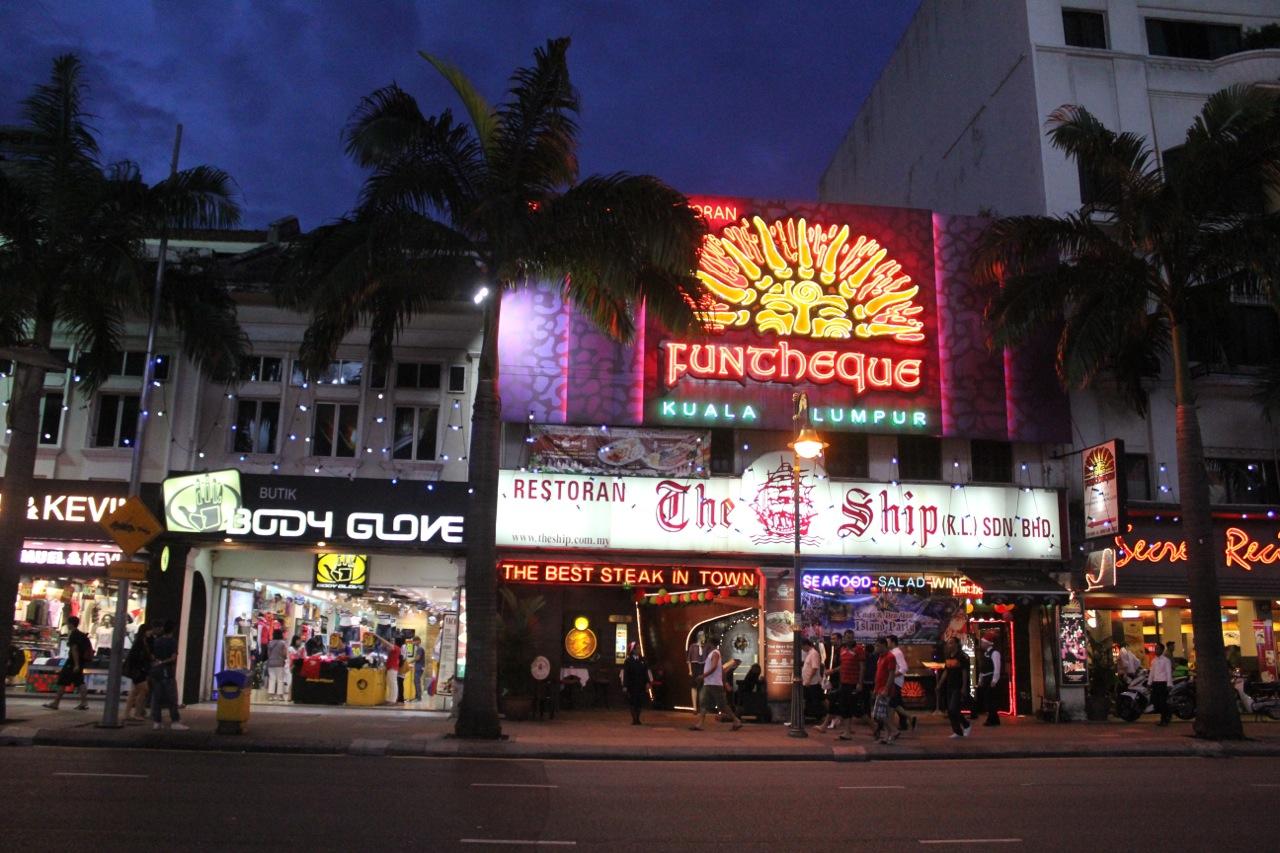 Salon masażu seksualnego w Singapurze