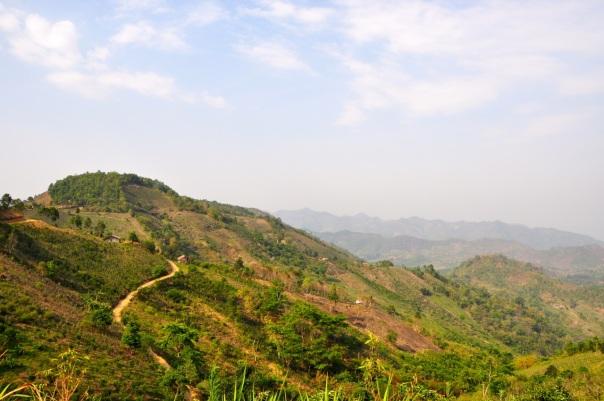 W drodze do Green Hill Valley Elephant Camp. fot. Życie w tropikach